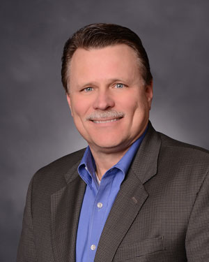 Jeffrey Stroh - VP Sales - Communications Electronics Systems