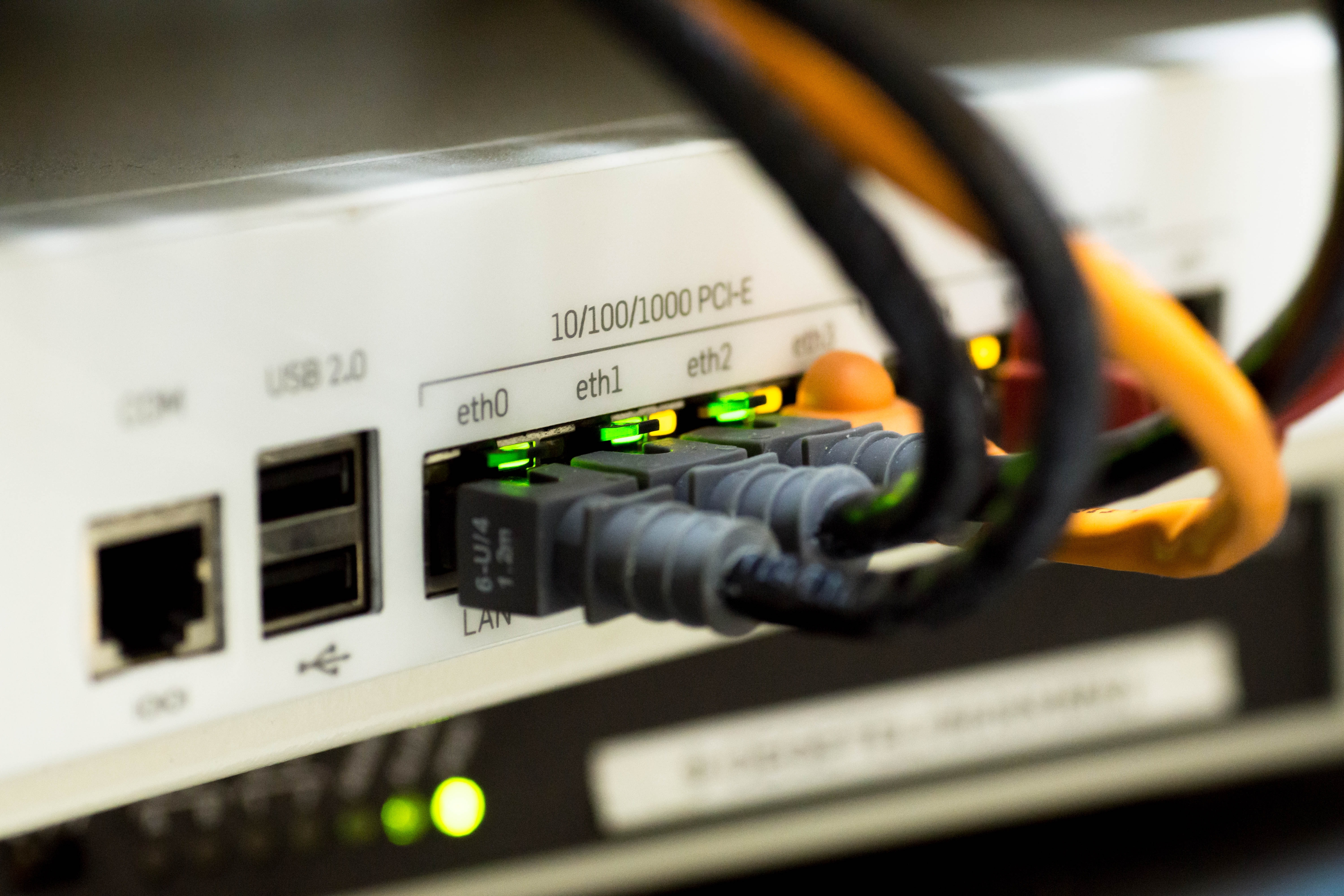 Parallel Security Networks Communications Electronics Systems How To Wire Switches In Electrical Technology